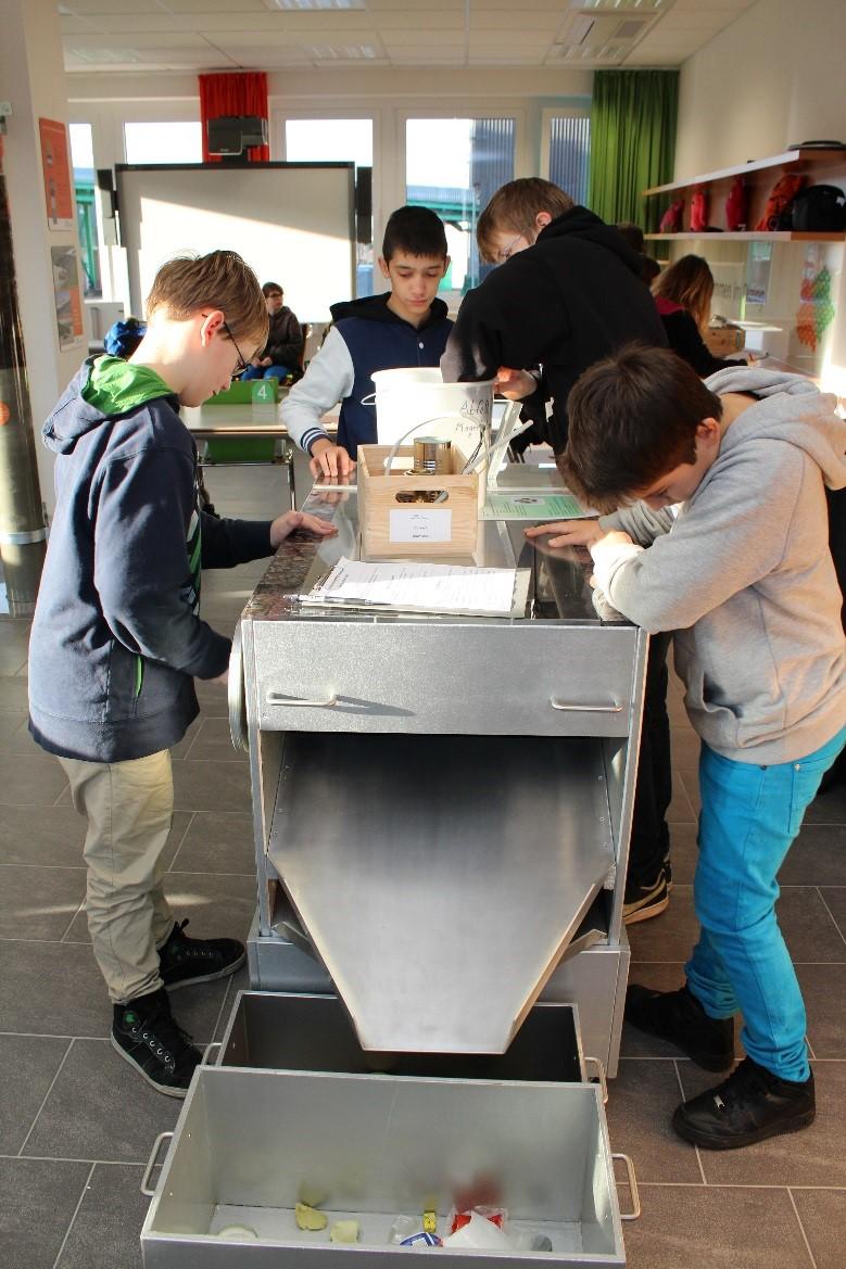 Lernort Entsorgungszentrum Ecowest